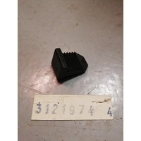 Clip, clamp mounting block grille 3121974 NOS Volvo 440 '92 -'93, 460 to '93