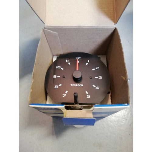 Clock movement for counter unit clock set Smiths 3287303 NOS Volvo 340, 360