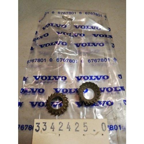 Ring brandstofrail injectie 3342425 NOS Volvo 440, 460