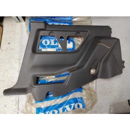 Door trim interior door panel gray RH 3419835 NOS Volvo 480