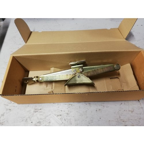 Vehicle jack loose (without crank) 3430045 NOS Volvo 400 series