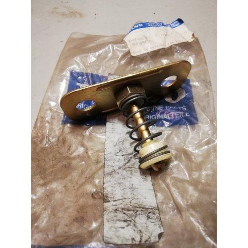 Slotvanger motorkapsluiting 3430162 NOS Volvo 440, 460