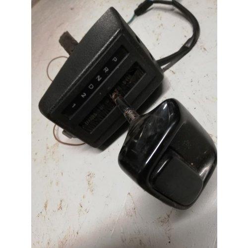 Schakelpook automaat met bak en kap USA uitvoering gebruikt Volvo 200 240 242 245260 262 264 265