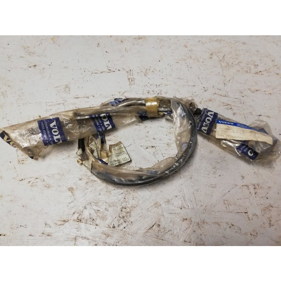 Clutch cable LHD 3460736 NOS Volvo 400 series