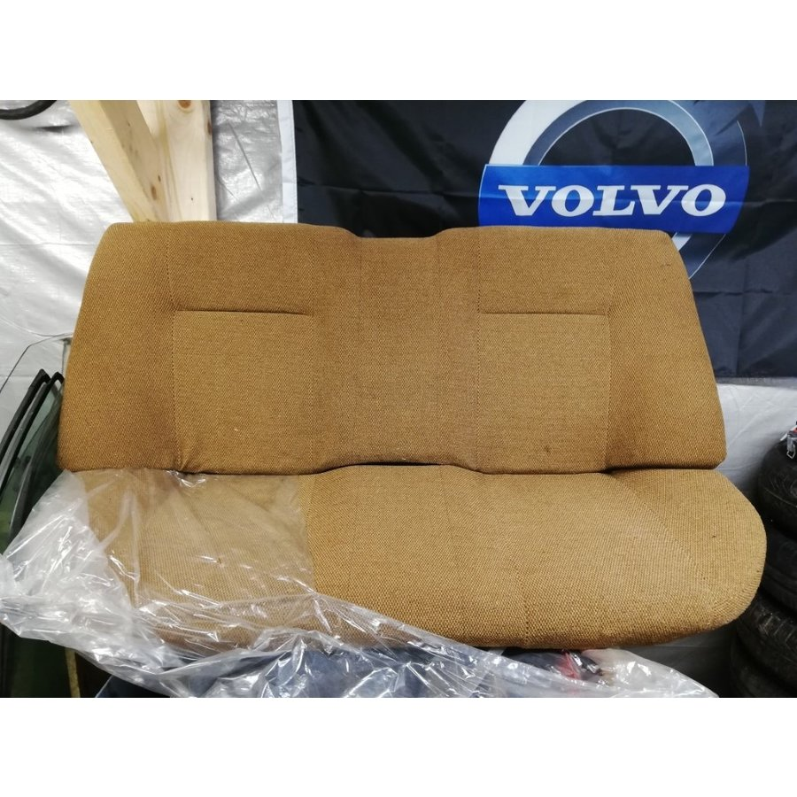 Seats + rear seat cream / beige color L / R Volvo 340, 360