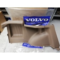 Interieurpaneel kofferbakruimte RH beige/creme kleur 3418428 NOS Volvo 440, 460