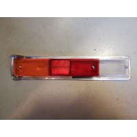 Glas achterlicht Cibie LH ( met schade) NOS DAF 55