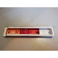 Glass taillight Cibie LH (with damage) NOS DAF 55
