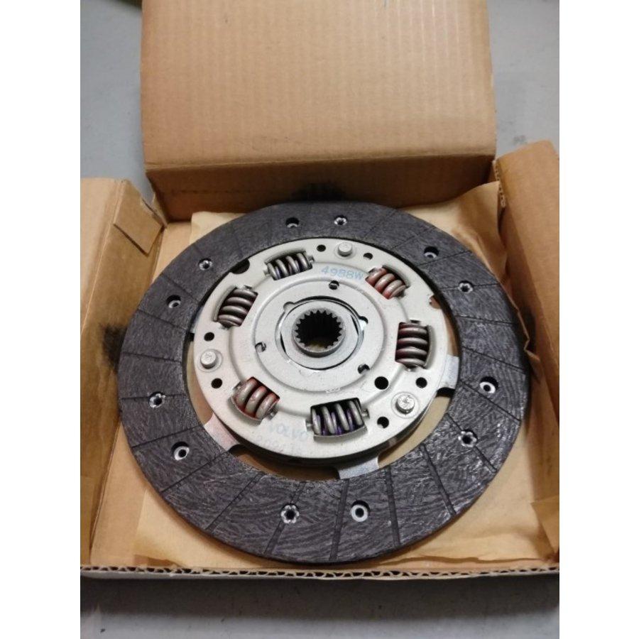 Clutch plate B172 manual transmission motor 3209418 Volvo 340