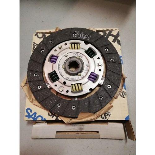 Koppelingsplaat B14 motor handgeschakelde transmissie 3293475 Volvo 343, 345, 340