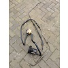 Volvo 480 Power steering pump with reservoir and pipes complete 3413725 uses Volvo 480