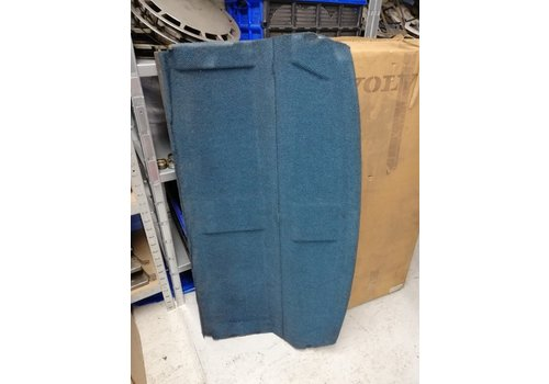 Rear parcel shelf Blue coarse fabric 3274818 uses Volvo 340, 360
