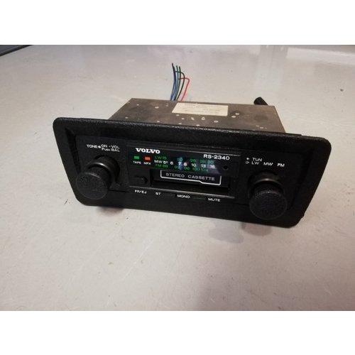 Klassieke Radio RS-2340 gebruikt Original Volvo 340, 360