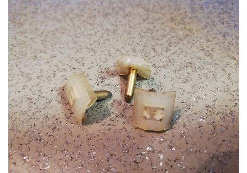 Clip sierlijst moulding 1246598 NOS Volvo 240, 260