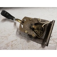 Gear selector shift lever variomatic CVT transmission 3290977-2 uses Volvo 66
