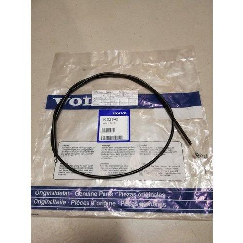 Kabel motorkapsluiting 9152942 Volvo C70 -2005, S70, V70, V70XC -2000