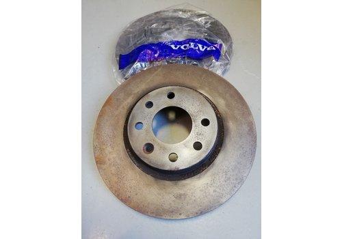 Brake disc front ventilated 3455719 NOS Volvo 440, 460, 480