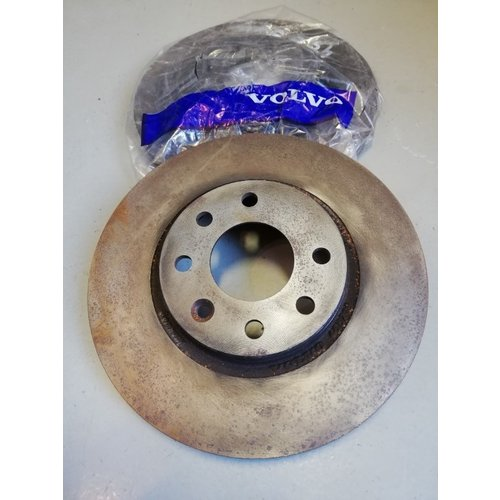 Brake disc front ventilated 3455719 NOS Volvo 440, 460, 480