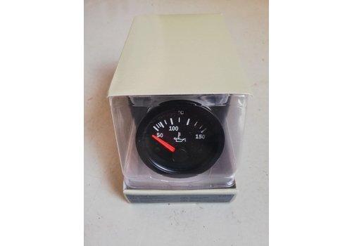Olie temperatuurmeter VDO voor instrumentenpaneel 310010013K NIEUW Volvo 200, 300 series