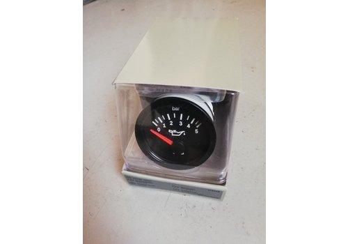 Oil pressure gauge VDO for instrument panel 350010014K NEW Volvo 200, 300 series