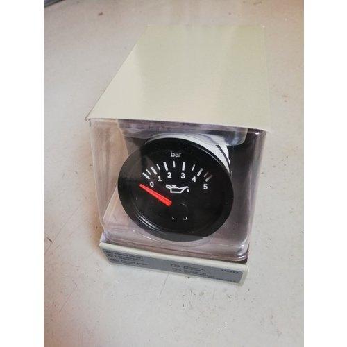 Oliedrukmeter VDO voor instrumentenpaneel 350010014K NIEUW Volvo 200, 300 series