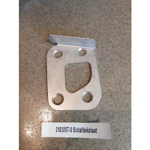 Lock cover plate 3103057-0 DAF 44, 46, 55, 66, Volvo 66