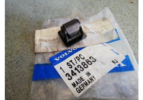 Klem armsteun console 3413863 NOS Volvo 440, 460, 480