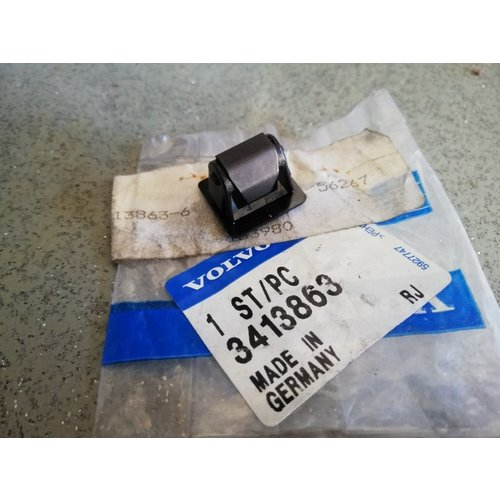 Clamp armrest console 3413863 NOS Volvo 440, 460, 480