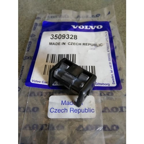 Outer door handle support, clip 3509328 NOS Volvo 850