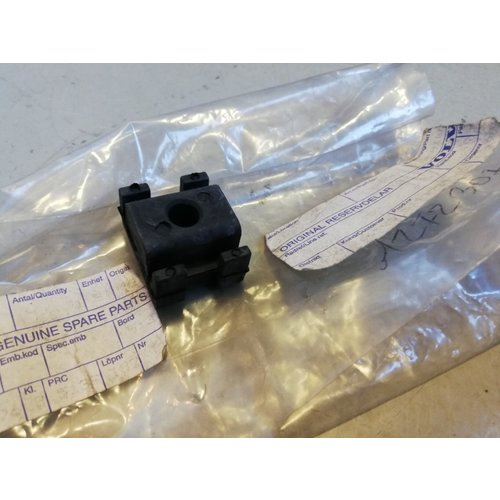 Mounting rubber coupling cable plastic 1272307 NOS Volvo 240, 260