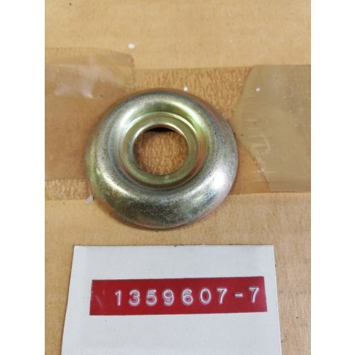 Ring, bus draagarm 17mm achter 1359607 NOS Volvo 740, 760, 940, 960 serie