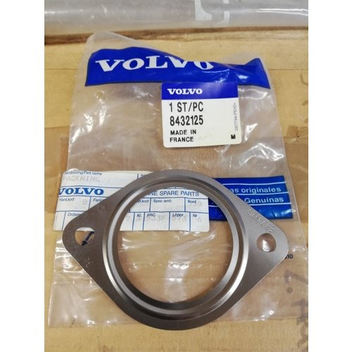 Exhaust gasket 8432125 NEW Volvo 400 series