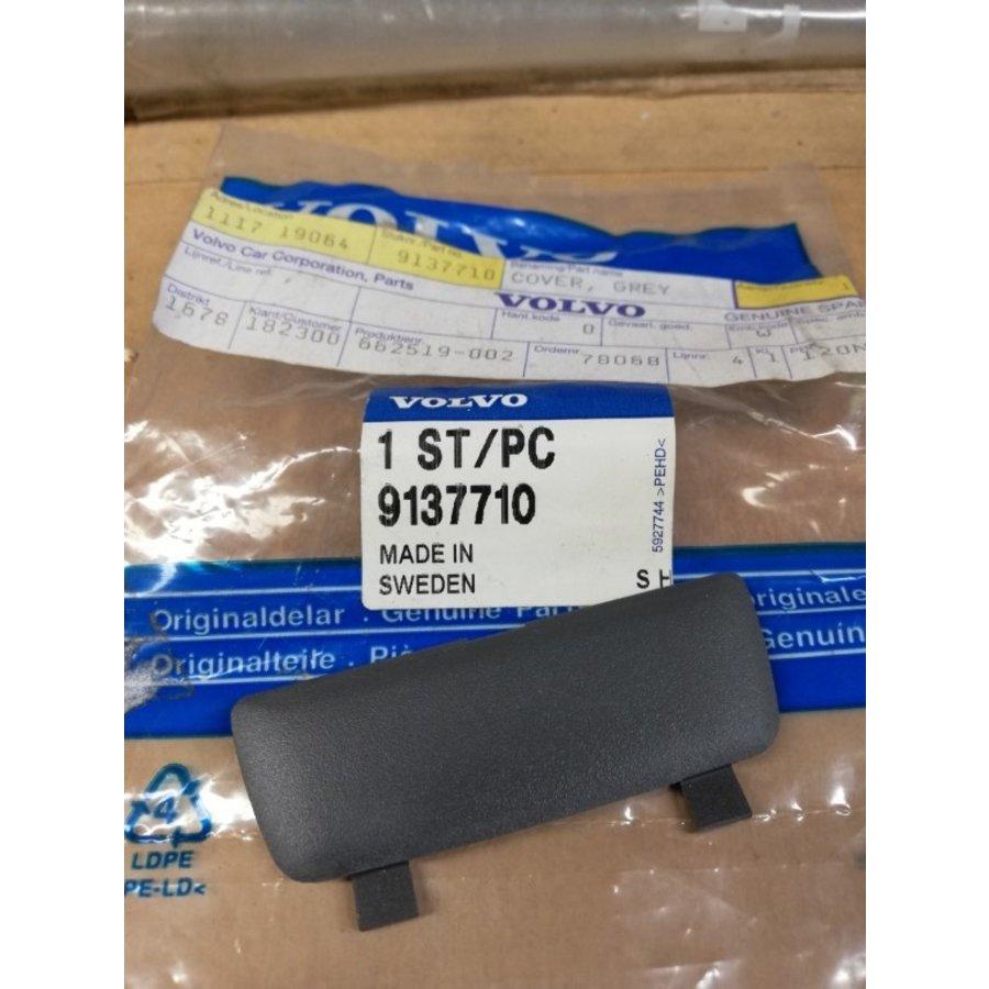 Afdekplaat deurpaneel binnenzijde voorportier 9137710 NOS Volvo 940, 960