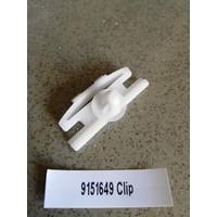 Clip trim 9151649 NOS Volvo 850, S70, V70, V70XC