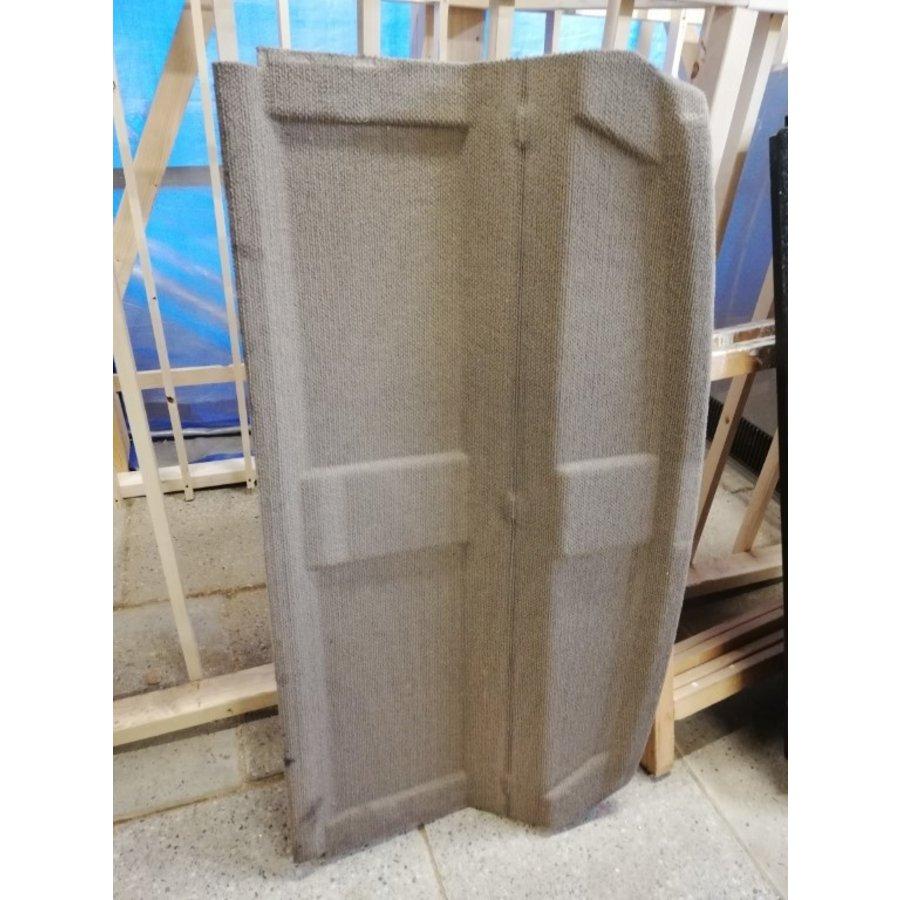 Hoedenplank Creme/Beige grove stof 3274818 gebruikt Volvo 340, 360