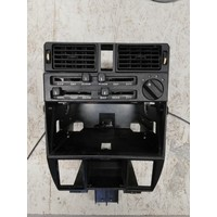 Frame center console dashboard heater slide ventilation control used '80 -'84 Volvo 340, 360