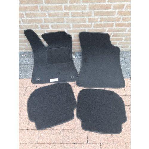 Mattenset 4-delig stof voetmatten vloermatten NIEUW Volvo 440, 460