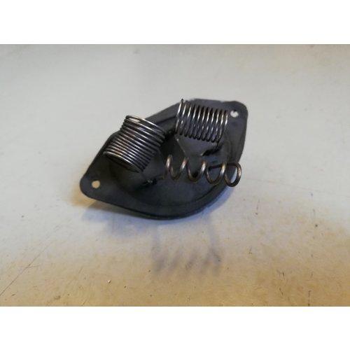 Pre-heater resistor heater fan 3458200 used Volvo 440, 460