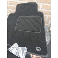 Carpet mat 4-piece floormats fabric floor mats NEW Volvo 240, 260
