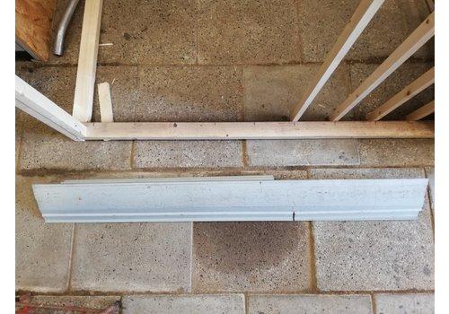Dorpelstrip 3/5-deurs 5910101/5910102 LH/RH vanaf 1976 NOS Volvo 343, 345