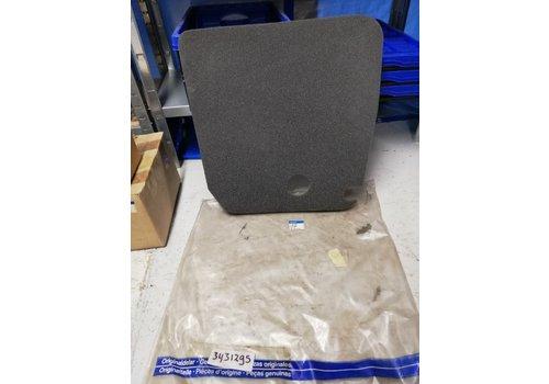 Bonnet insulation mat RH 3431295 NOS to CH.293990 Volvo 440, 460