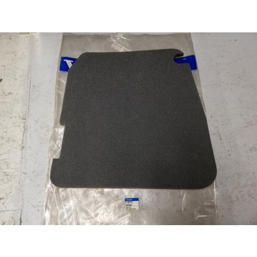 Bonnet insulation mat LH 3431294 NOS to CH.293990 Volvo 440, 460
