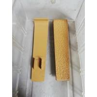 Afdekplaat beige 1247381 NOS Volvo 240, 260