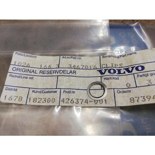 Ring at tank float tank transmitter fuel gauge 3467016 NOS Volvo 440, 460