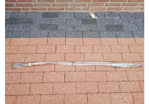 Decorative frame boot lid 1246596 NOS '79 -'84 Volvo 240