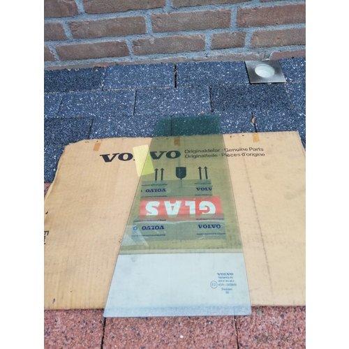 Door window tinted RH behind 1268538 NOS Volvo 740, 940
