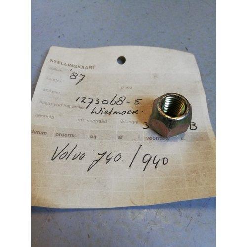 Wheel nut M12 x 1.5 1273068 NOS Volvo 700, 900 series