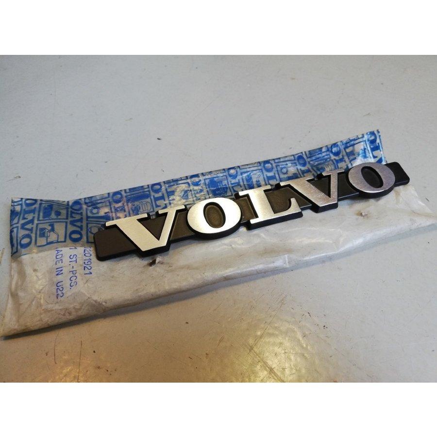 "Embleem ""Volvo"" 1201921 NOS t/m '79 Volvo 240, 260"