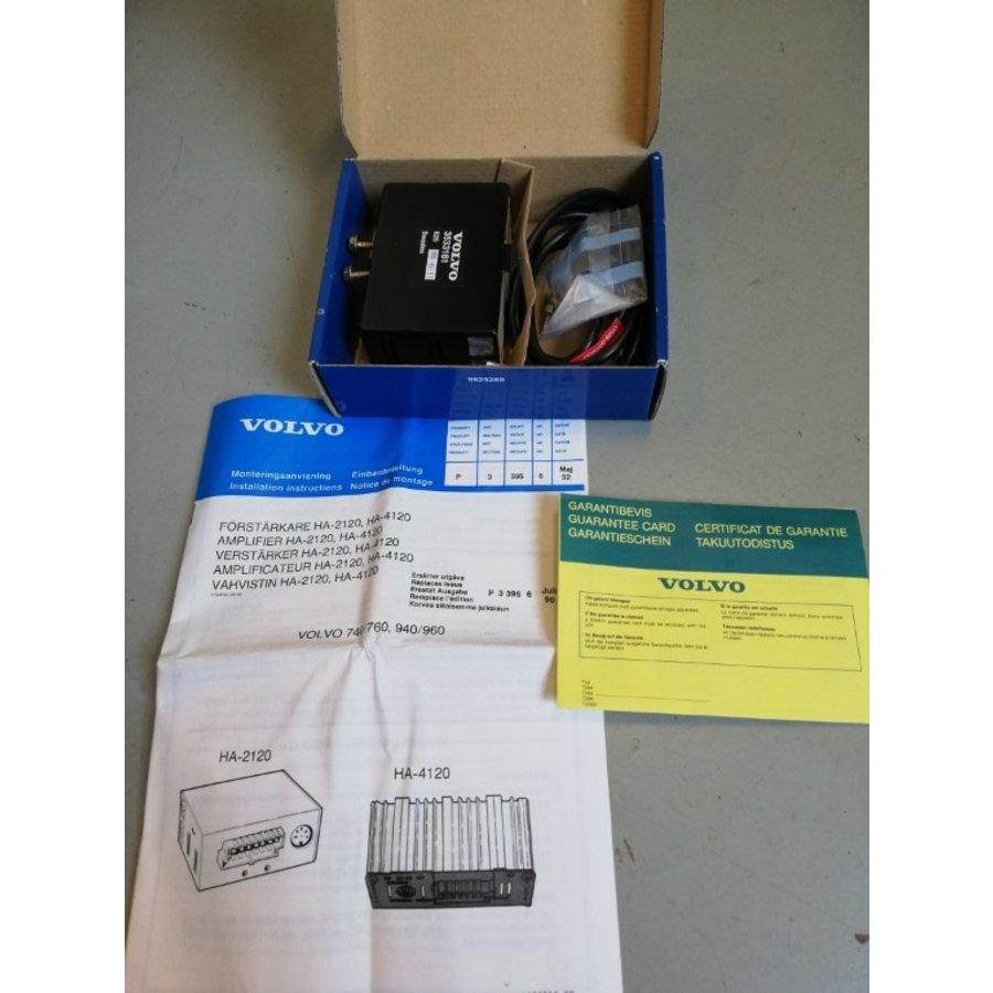 Amplifier 2 x 20Watt HA-2120 14-pin 3533176 NOS Volvo 240, 260