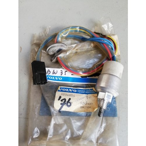 Switch BW35 4-wire 1234604 NOS Volvo 120, 130, 220, 140, 164, 200 series